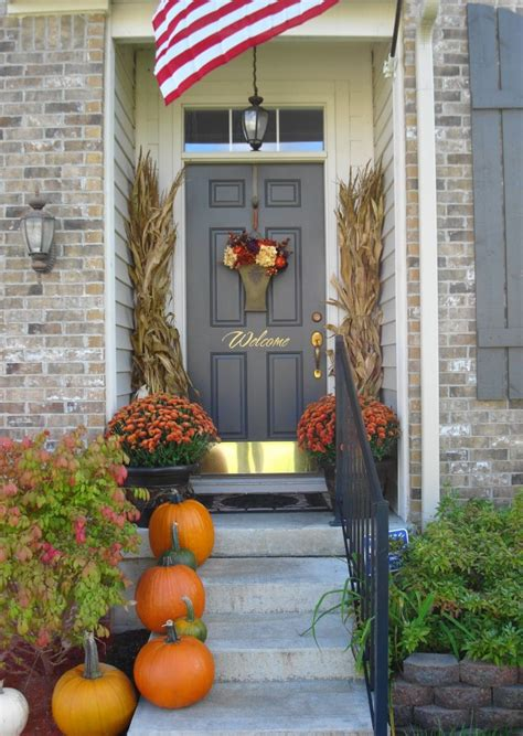 front porch decorations 10 beautiful ideas for front porch fall decoration two