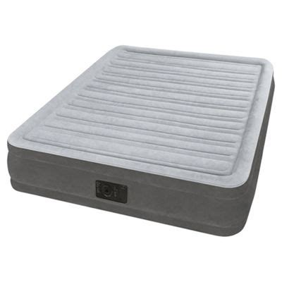 buy intex dura beam mid raised air bed with from our air beds range tesco