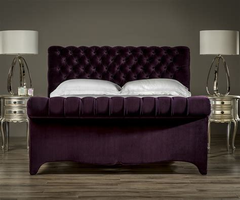 chesterfield bed frame duke chesterfield bed luxury upholstered beds from sueno