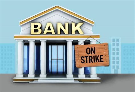 Image De Banc by Bank Strike To Affect Atms Salary Withdrawal Sbi Pnb