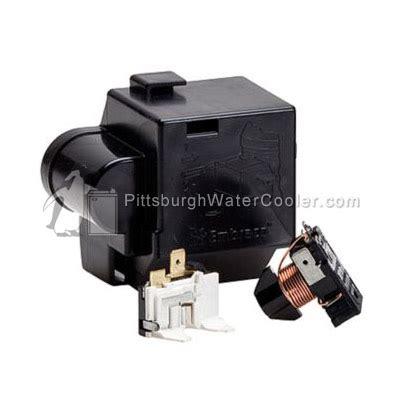 Spare Part Kulkas elkay halsey 98535c electrical kit for emi70hnr