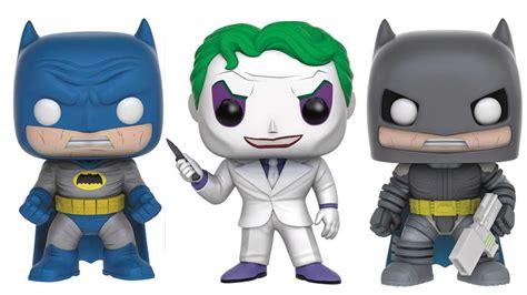 Funko Pop Batman Non Original funko unveils special edition batman figures nerdist
