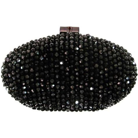Jet Black Clutch Bag Semburart 172 best evening purses images on evening bags