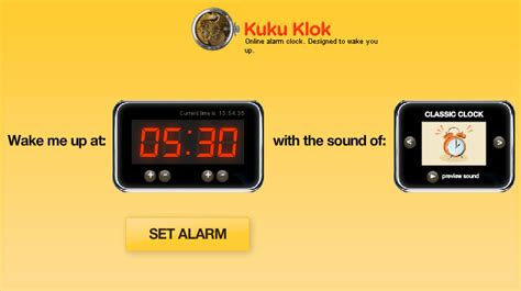 alarm clock websites that you really want to use sumedang