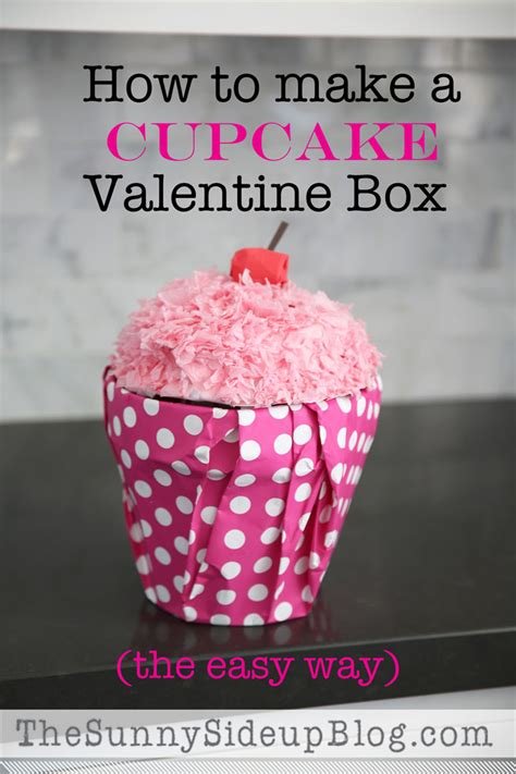 valentines day cupcake boxes how to make a cupcake box and other