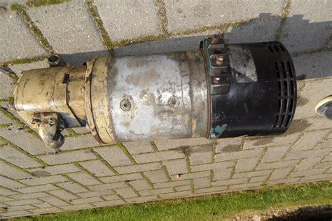 bootonderdelen maasbracht bosh 24 volt hydrauliek pomp te koop aangeboden op