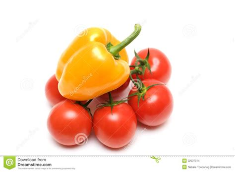 Sweet Tomatoes Gift Card - pepper and tomatoes stock images image 22037014
