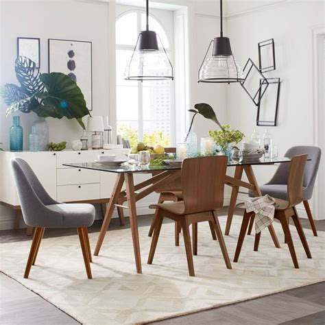 Modern Dining Room Tables And Chairs Best 25 Mid Century Dining Ideas On Mid