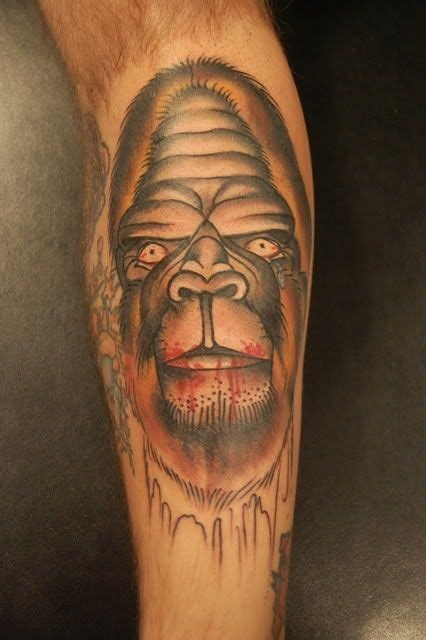 bigfoot tattoo bigfoot designs www imgkid the image kid