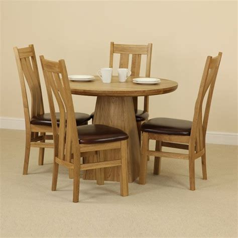 oak dining room set oak dining room sets home furniture design