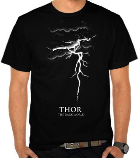 Kaos Thor Wos Thor World 1 jual kaos thor the world 2 thor satubaju