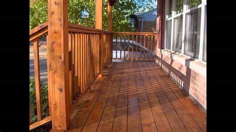 cedar deck stain colors youtube