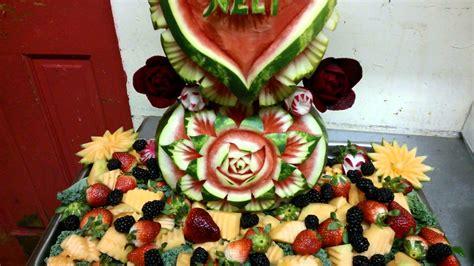 decoraciones con frutas decoraciones de frutas y vegetales