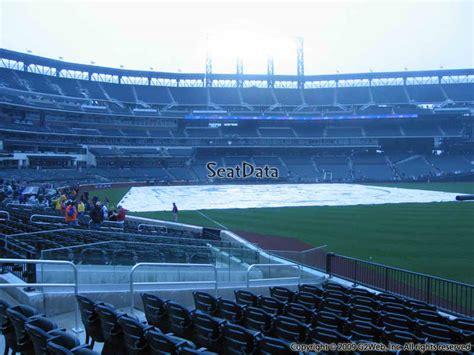 citi field section 106 seat views seatscore rateyourseats