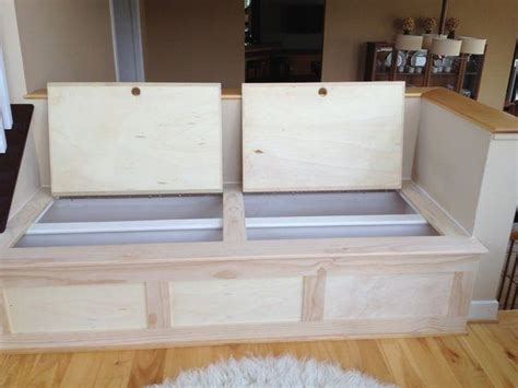 built in bench seat with storage 14 best kitchen bench seating withstorage images on