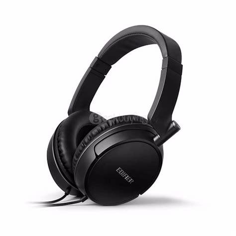 Edifier Headphone With Mic H750p 1 edifier p841 headphones black