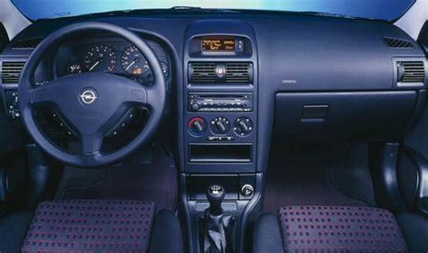 G Interior by Opel Astra G Interior Jurnal Auto