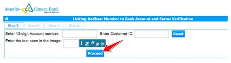 how to register mobile number in canara bank atm how to link aadhaar card with canara bank account 4