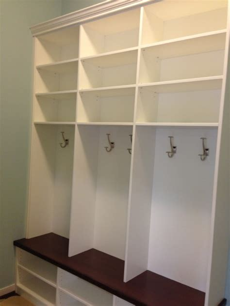 mud room cubbies traditional entry richmond by