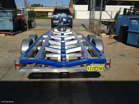 boat trailer rollers perth wa new goldstar power boats boats online for sale