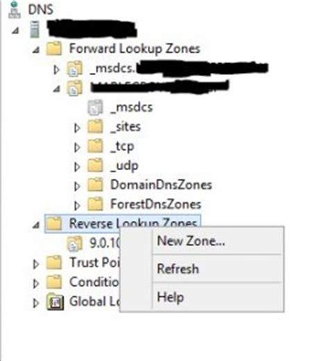 Lookup Zone Dns Computer Limbo