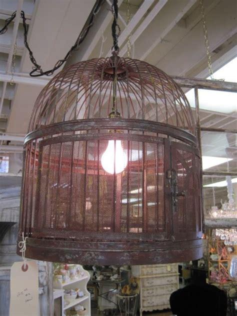 Bird Cage Light Fixture Bird Cage Light Fixture House Build