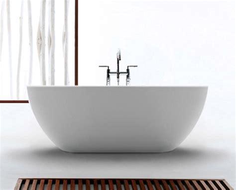 mini badewanne freistehende badewanne mineralguss badewanne