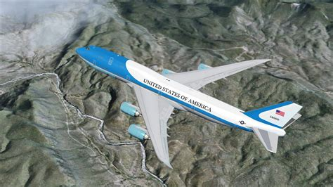 air force one installation download boeing 747 8i air force one package fsx p3d