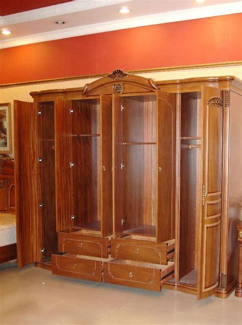 Wood Wardrobe Designs by 502 Five Door Wardrobe In Teak Wood China Mainland