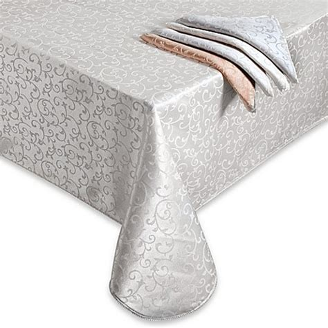 bed bath and beyond tablecloths buy 60 round tablecloth from bed bath beyond