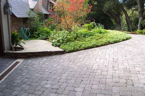 driveway plans designs 15 paving stone driveway design ideas digsdigs