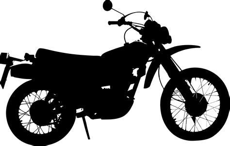 dirt bike clipart clipart dirtbike silhouette
