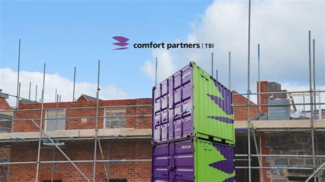 comfort partners comfort partners professionaliseert logistiek op de