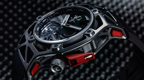 Hublot Ferrari by Techframe Ferrari 70 Years Tourbillon Chronograph