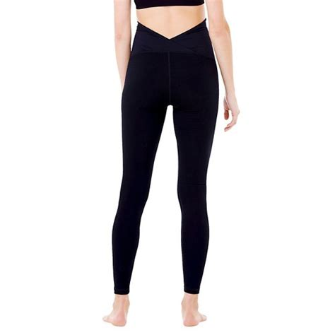 Legging Alissa Size M 2 3th bematernity 174 by ingrid 174 black with crossover panel target
