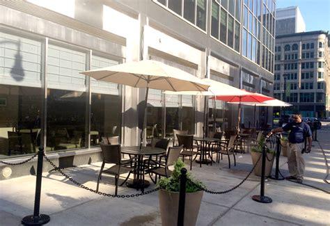 Hilton Garden Inn Patio Bar   Grille ? Buffalo Rising