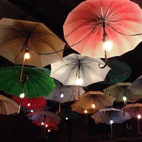 Light Up Patio Umbrella by Best 25 Umbrella Lights Ideas On Parasols
