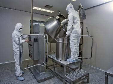 layout pabrik kosmetik sanitasi dan higiene pada pembuatan berbagai produk