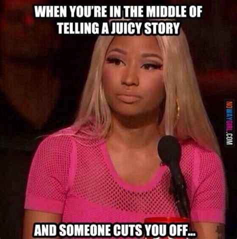 Nicki Minaj Meme - 123 best n鋠c荳鋠 鋠naj e e images on pinterest