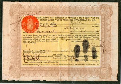 Kertas Segel Rp 3 Tahun 1957 yang antik unik dan menarik arsip