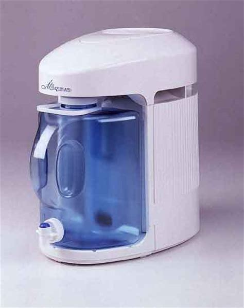 millennium water distiller nautilus water distiller