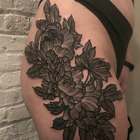 tattoos on hip bone 105 best hip designs meanings for 2018