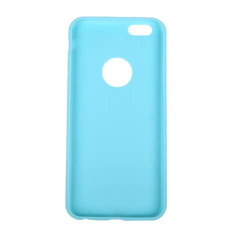 Slim Silicon Iphone Best Seller color silicon cover slim silica gel phone for apple iphone 6 6s ebay