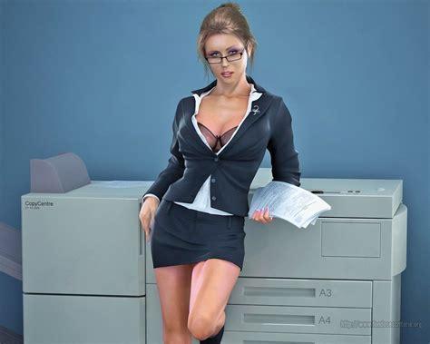 Imagenes Hot Secretarias | d 237 a de las secretarias 5 mitos sobre ellas mata mitos