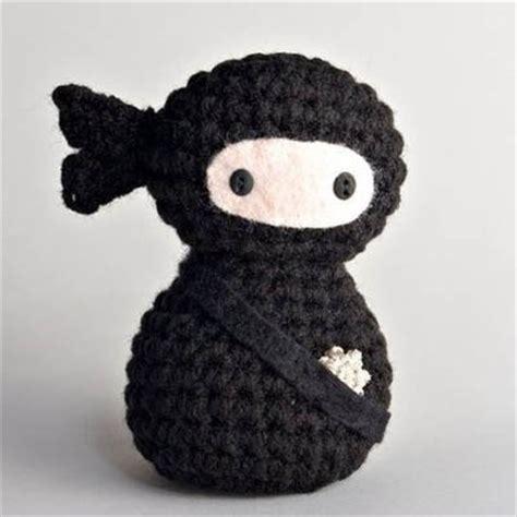 amigurumi ninja pattern free amigurumi ninja geek crafts