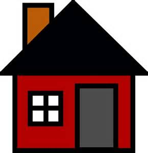 small house clip art free vector in open office drawing