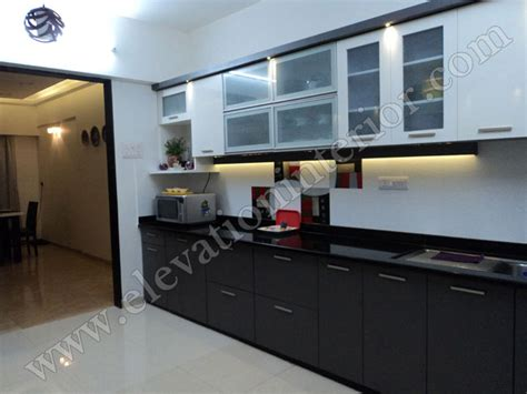 Modular Kitchen Interior Residence Interior Decorator In Mumbai And Navi Mumbai