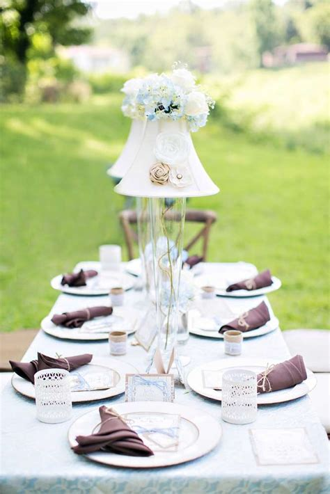 Intimate Baby Shower Ideas by An Outdoor Chic Rustic Intimate Ocassion Baby Shower