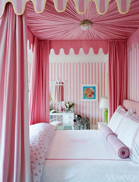 Pink Canopy Bed Pink Canopy Bed Transitional S Room Veranda
