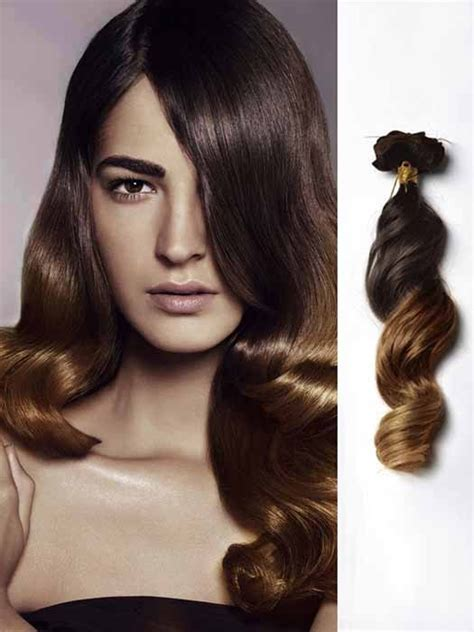 black to brown ombre hair extensions black to brown wave remy ombre hair extensions